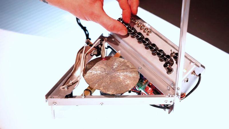 Futuristic Musical Instruments