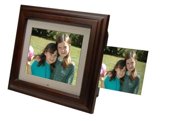 Digital Picture Frame That Prints