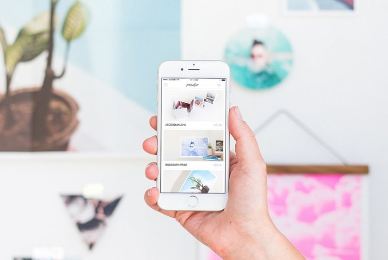 Creative Photo-Printing Apps
