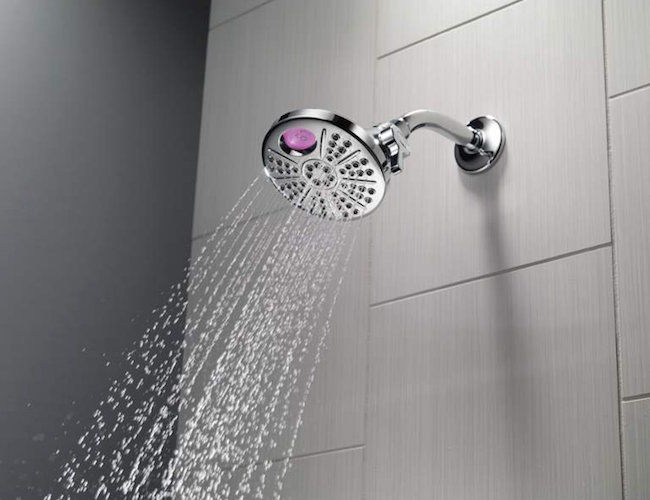 Custom Temperature Shower Heads