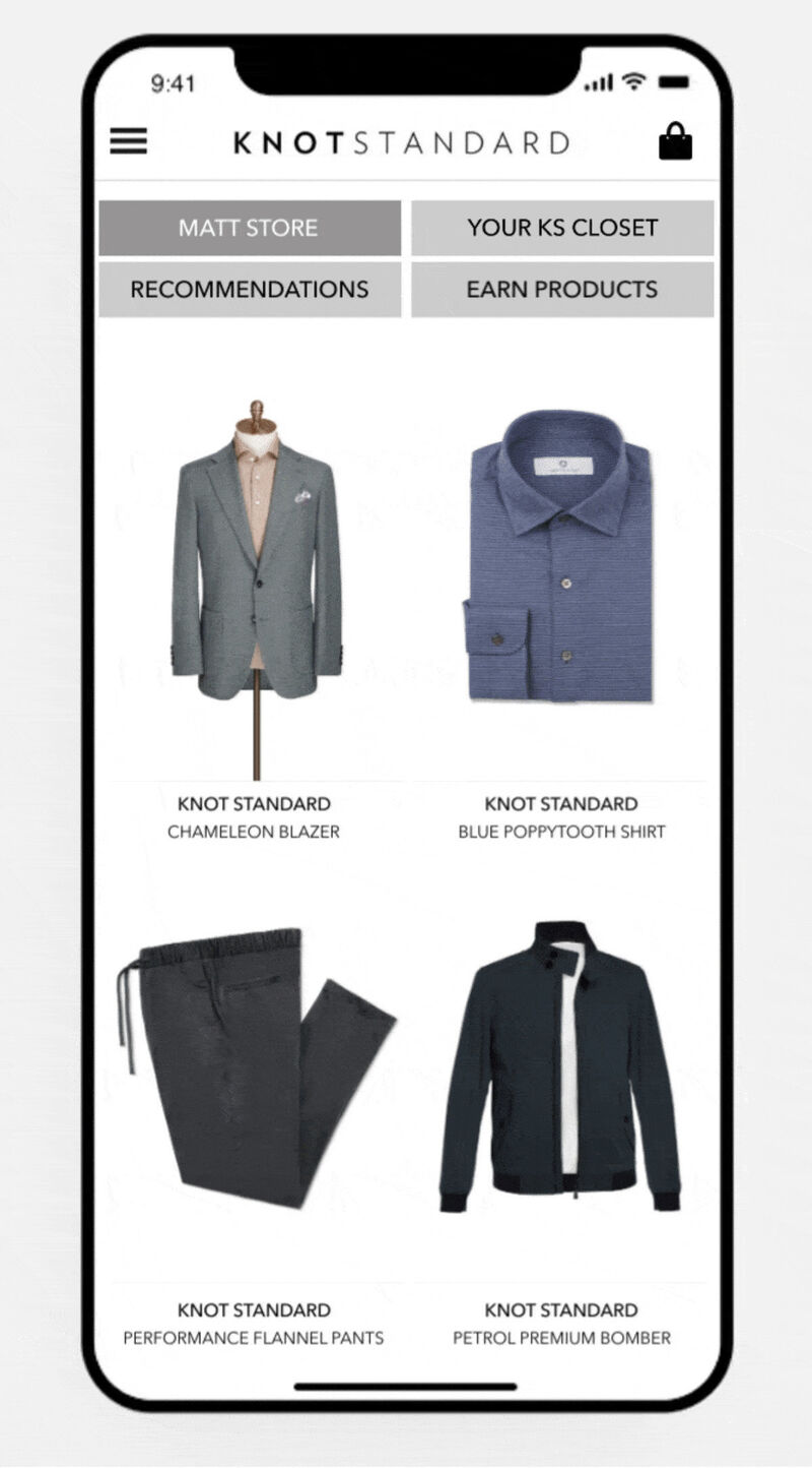 Digital Stylist Stores