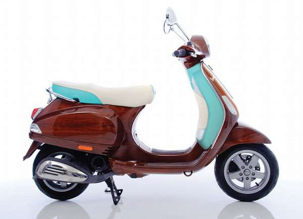 60s-Inspired Scooters