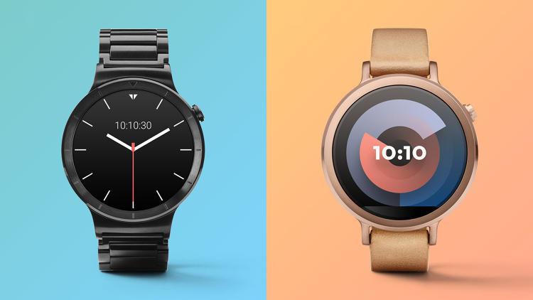 Customizable Digital Watch Faces