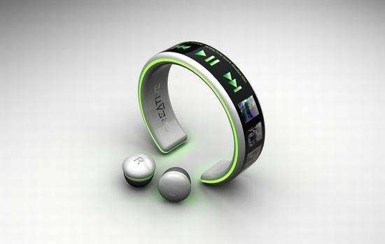 Pulse-Powered Music Players