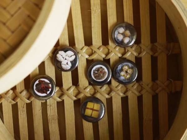 Asian Cuisine Merit Badges
