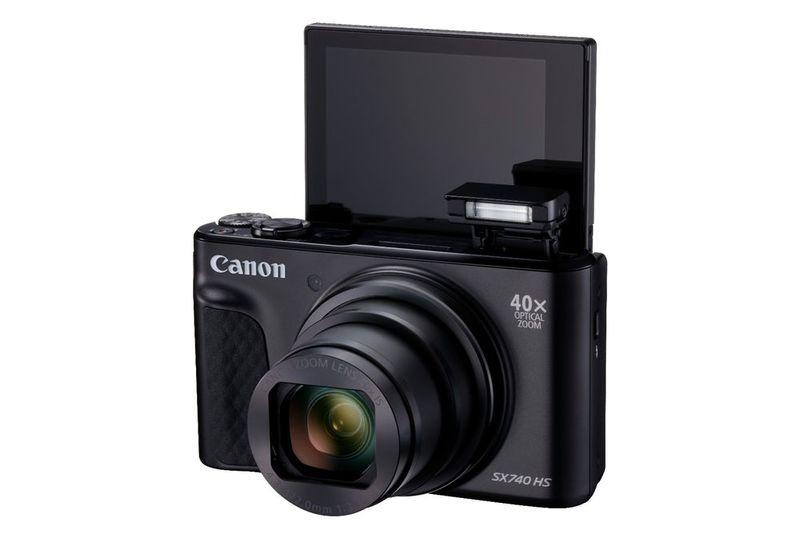 Diminutive 4K Cameras