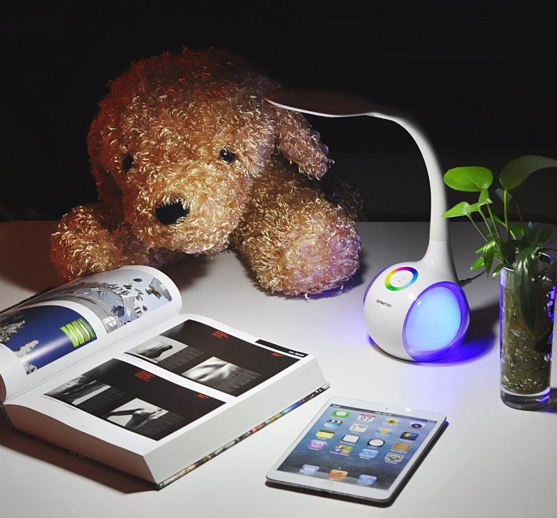 Touch-Enabled Multifunctional Lights