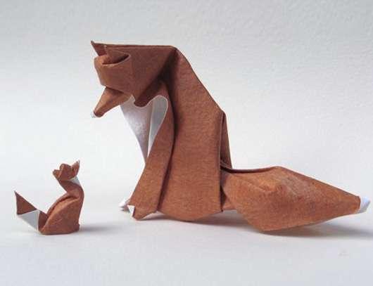 Paper Animal Origami (UPDATE)