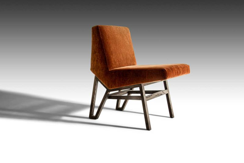 Architecture-Inspired Dining Chair Silhouettes
