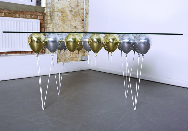 Illusory Balloon Tables