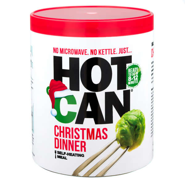 Self-Heating Holiday Meals