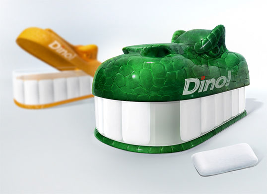 Jurassic Gum Packaging Concepts