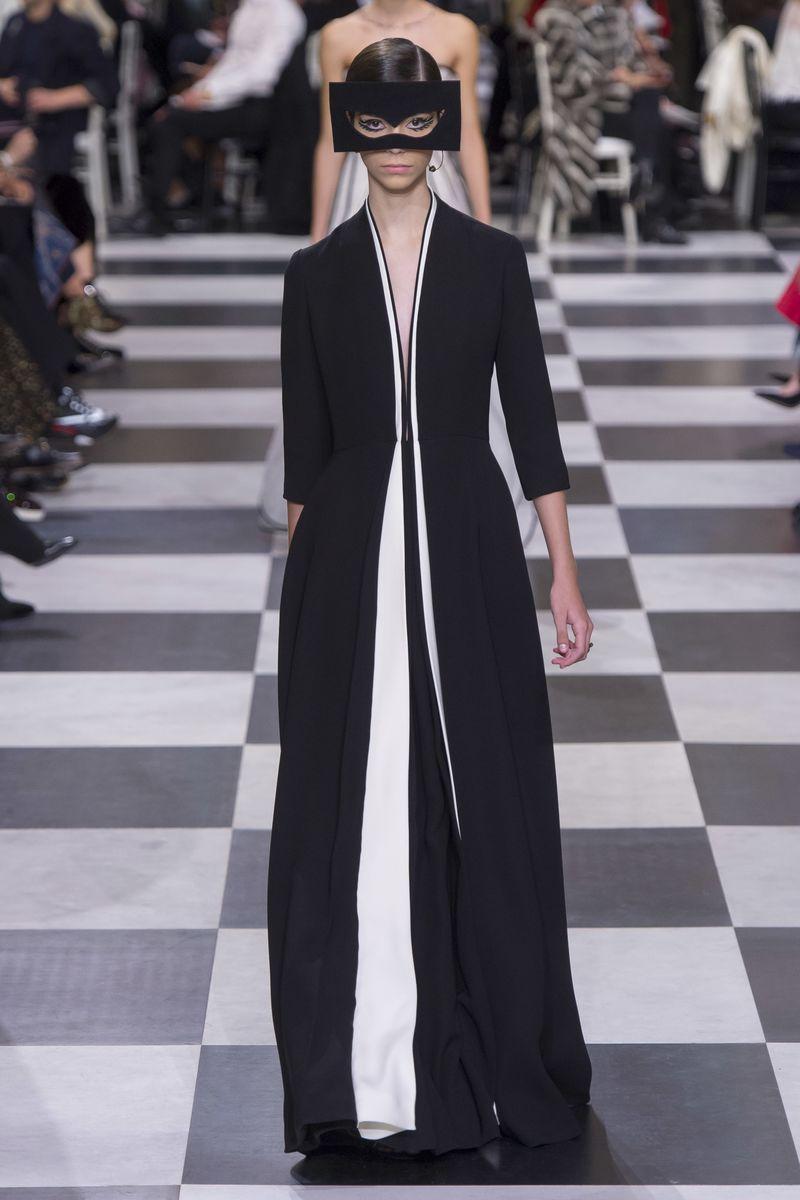 Elegant Surrealist Couture