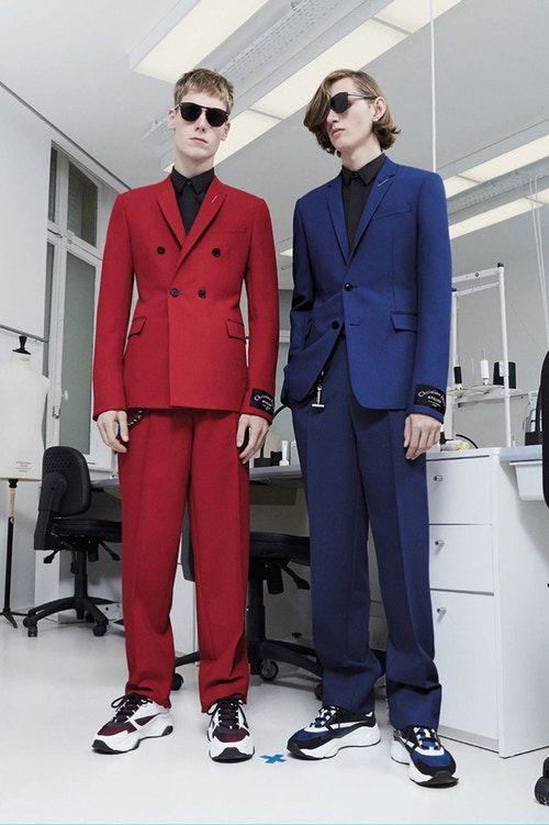Luxurious Tailored Fall Menswear