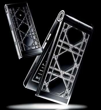 Dazzling Duo Designer Phones