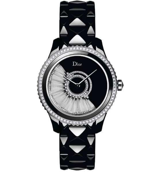 Feathered Designer Timepieces