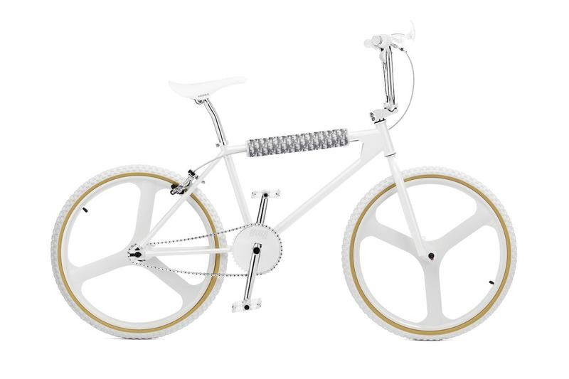 All-White Designer Bikes