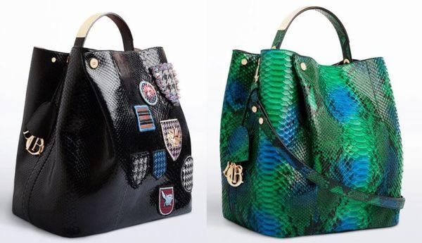 Glamorous Gator Skin Bags