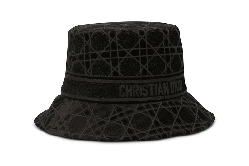 All-Black Designer Bucket Hats
