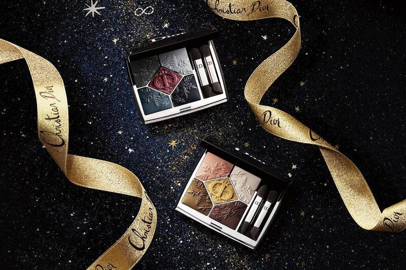 Glittering Chic Holiday Cosmetics
