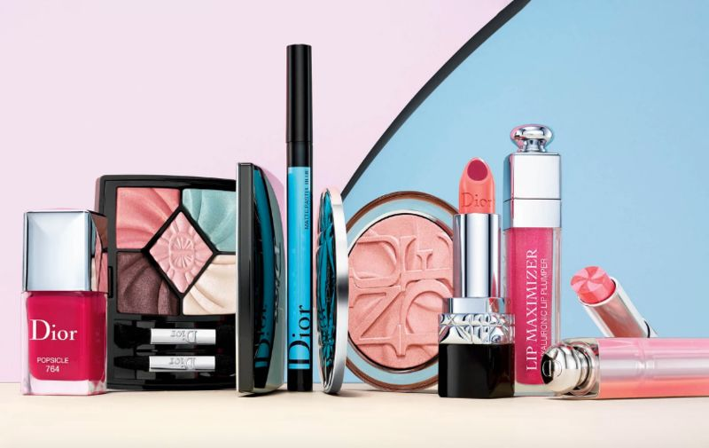 Spring-Ready Designer Makeup Collections