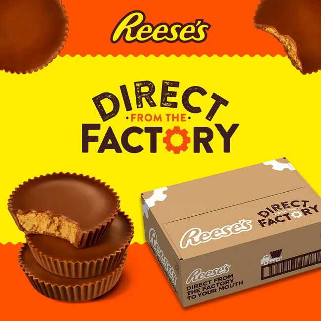 Factory-Fresh Peanut Butter Cups