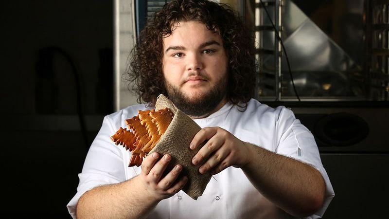 Fantasy Wolf Breads