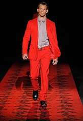 Eccentric Red Runways