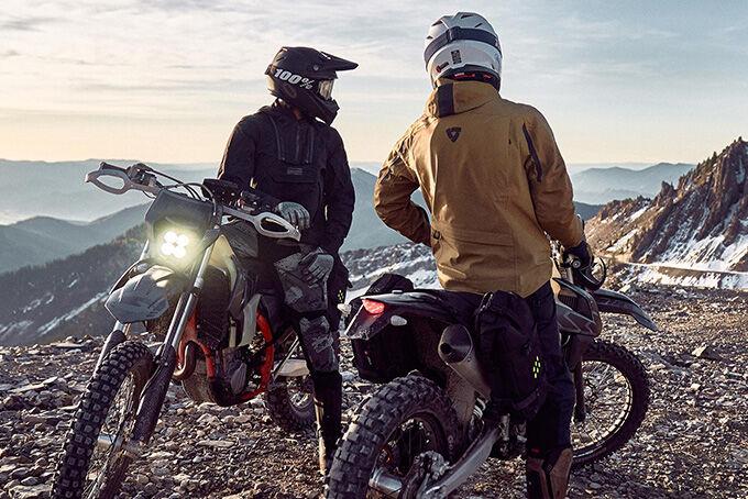 Modular Motorcyclist Gear