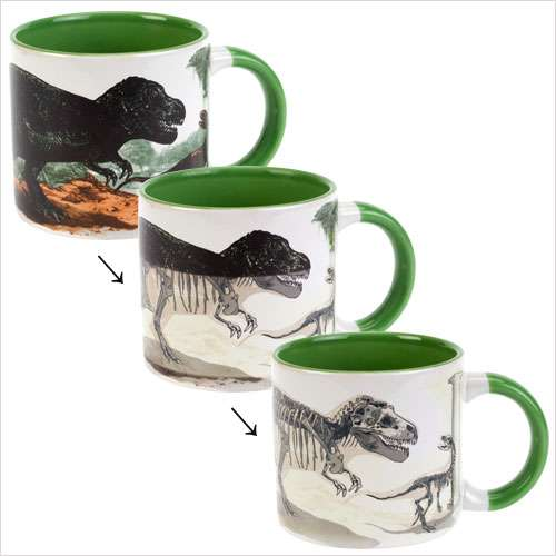Evolution of Extinction Mugs