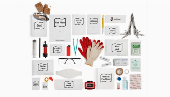 Designer Disaster Kits