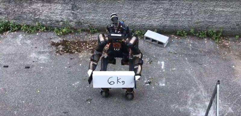 Dexterous Disaster Relief Robots