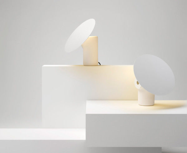 Directional Disc Lamps