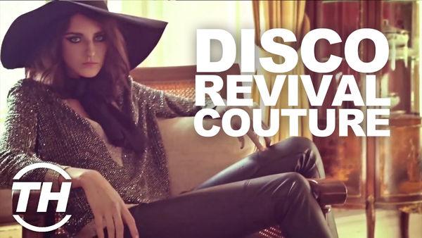 Disco Revival Couture