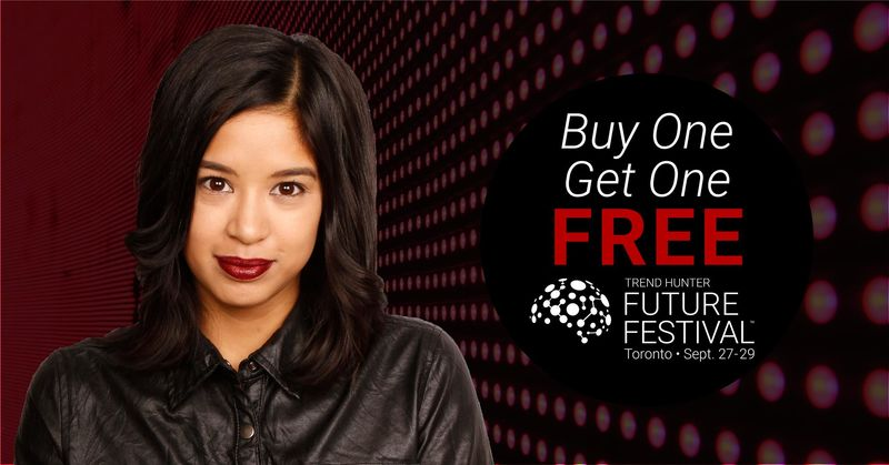 Buy 1 Get 1 FREE on Future Festival Tickets
