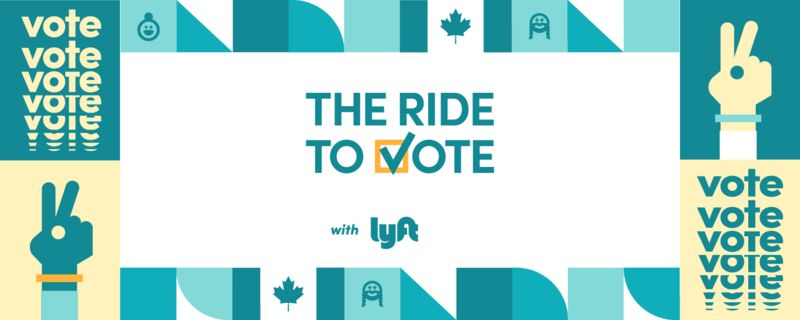 Vote-Promoting Ridesharing Deals