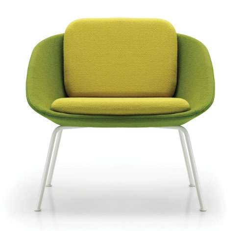Two-Toned Seating