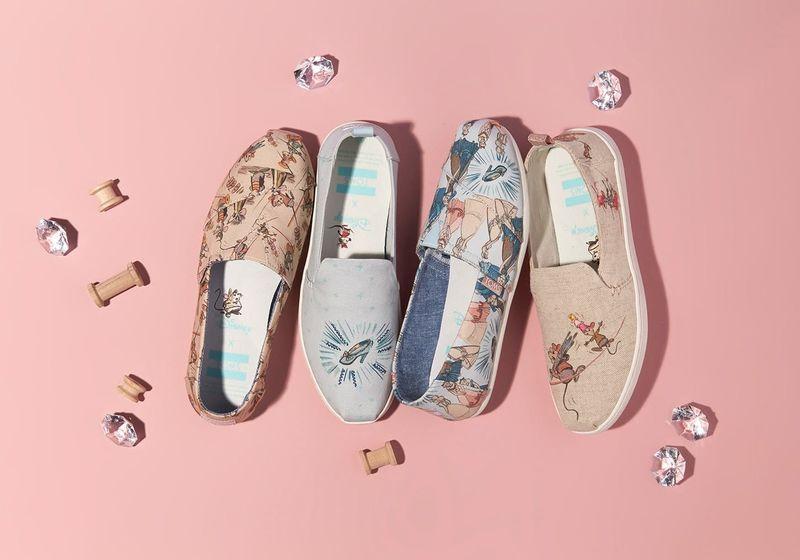 Collaborative Princess Footwear