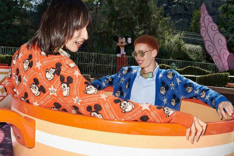 Disney-Inspired Celebratory High Fashion