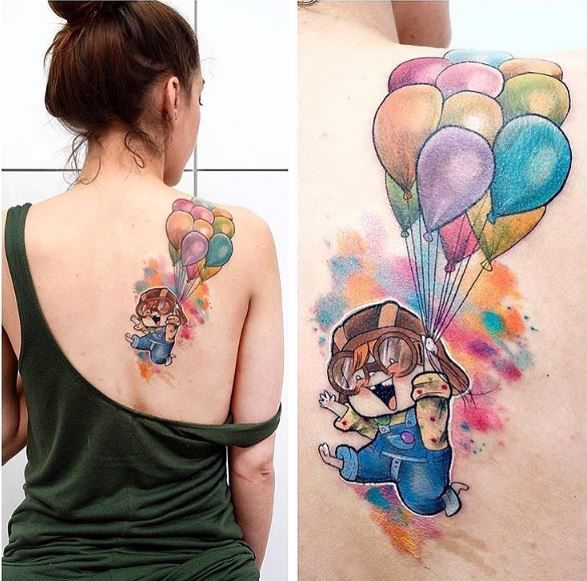 Disney Tattoo Databases