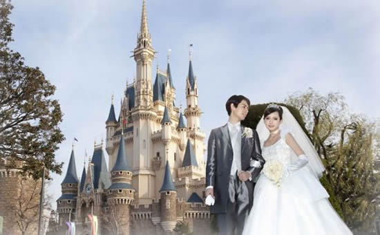 $96,000 Disney Weddings