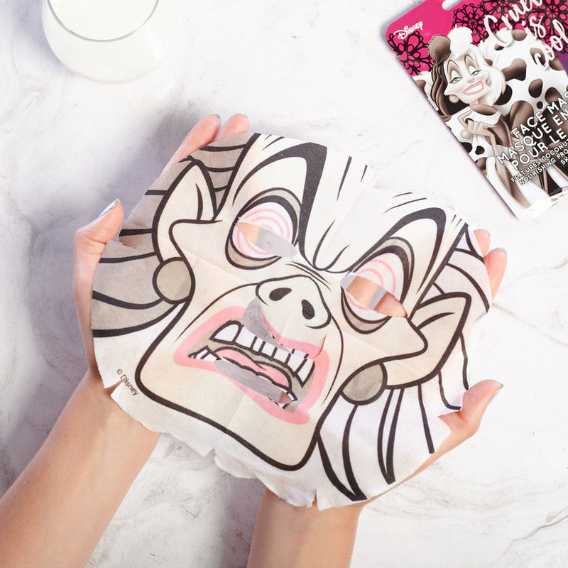 Disney Villain Face Masks