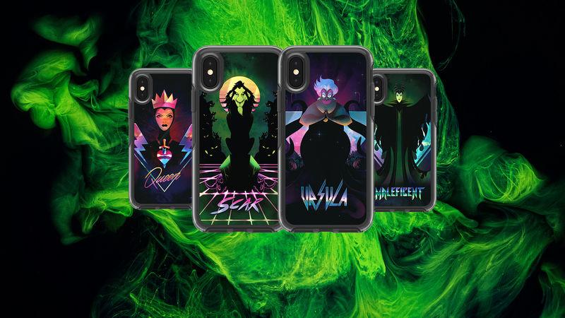 Durable Villain-Themed Cases