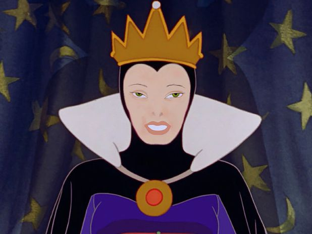 Makeup-Free Disney Villains