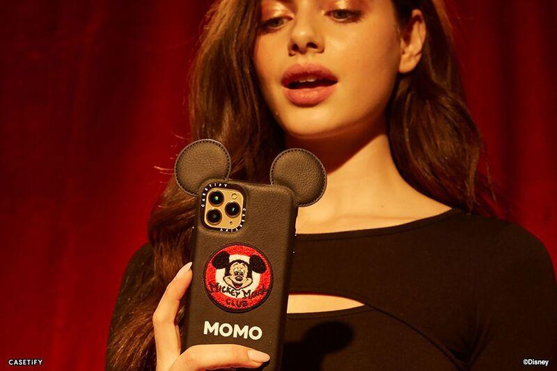Nostalgic Disney-Themed Phone Cases