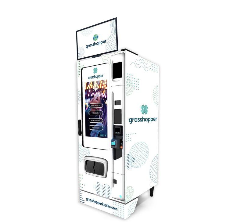 Automated Dispensary Kiosks