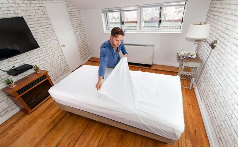 disposable bed sheets for hotels