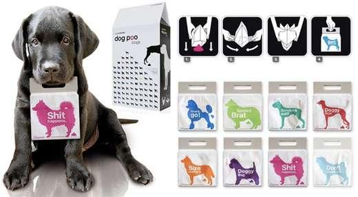 Designer Doggie Doo Bags
