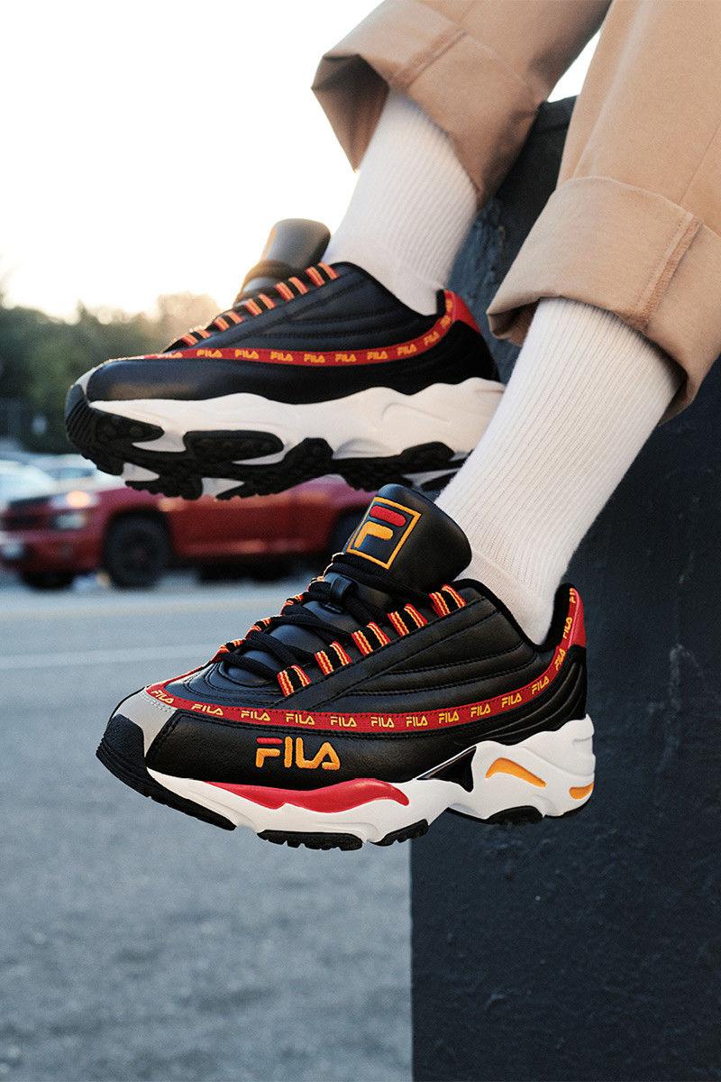Era-Blending Footwear Designs