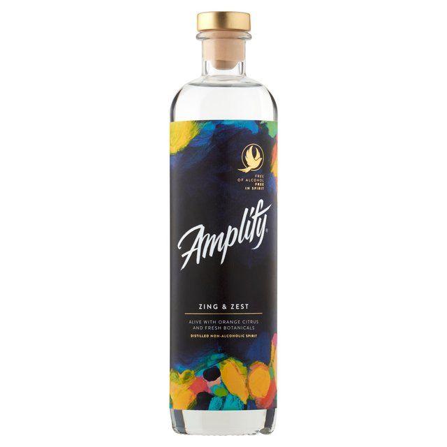 Distilled Non-Alcoholic Spirits